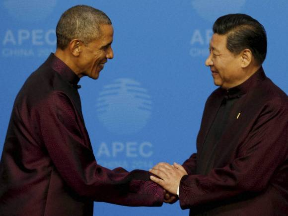 The APEC Summit, 2014