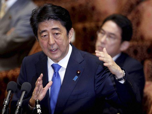Prime Minister of Japanese, Shinzo Abe, Tokyo
