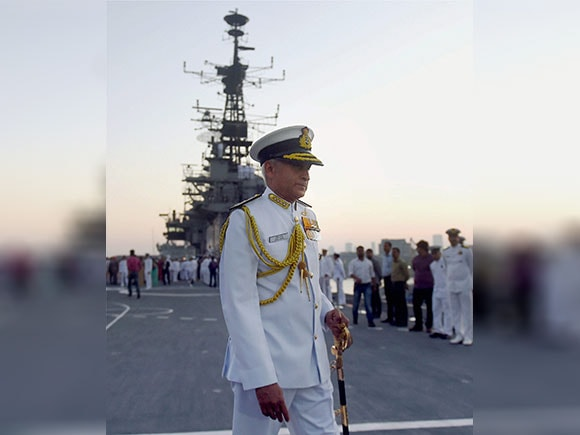INS Viraat, decommissioning ceremony, decommission, Indian Navy, Royal Navy, Oldest Aircraft carrier, Mumbai