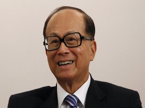 Sir Ka-shing Li