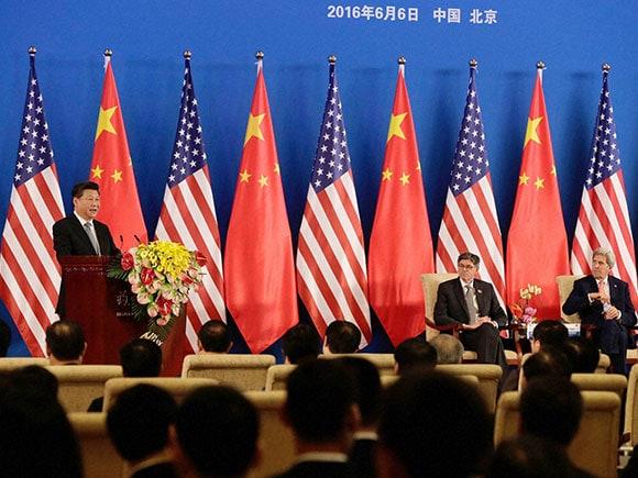 U.S.-China strategic dialogue, South China Sea Dispute, South China Sea, John Kerry, Xi Jinping, US china, America