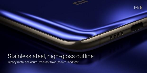 Xiaomi, Xiaomi Mi 6, Mi 6