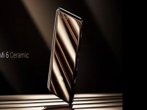 Xiaomi's Mi 6