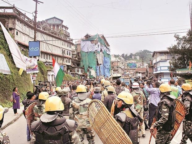 Darjeeling, Gorkhaland