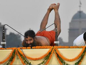 Yoga Camp 2016 Ramdev baba 02
