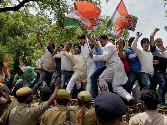 Sushma Swaraj, Youth Congress, Former IPL Chief, Lalit Modi, Narendra Modi, Congress, PM Modi, BJP, Prime Minister of India, Foreign Minister of India, Portugal, Travel, New Delhi