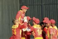 Zimbabwe beat India by 10 runs