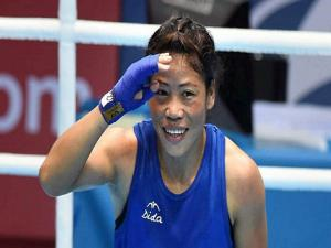 Mary Kom, Bronze in boxing in 2012 Olympics