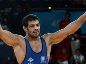 Sushil Kumar, Bronze/Silver in Wrestling in 2008/2012 Olympics