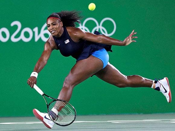 Serena Williams, Elina Svitolina, rio olympics 2016, Summer Olympics 2016, summer olympics, rio olympics