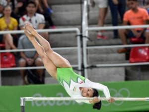 Rio olympics 2016: Dipa Karmakar qualifies for the vault final