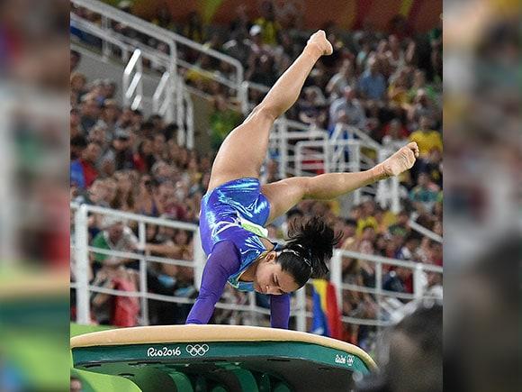 Dipa Karmakar, Rio Olympics 2016, Dipa Karmakar final, Dipa Karmakar rio 2016, Dipa Karmakar rio