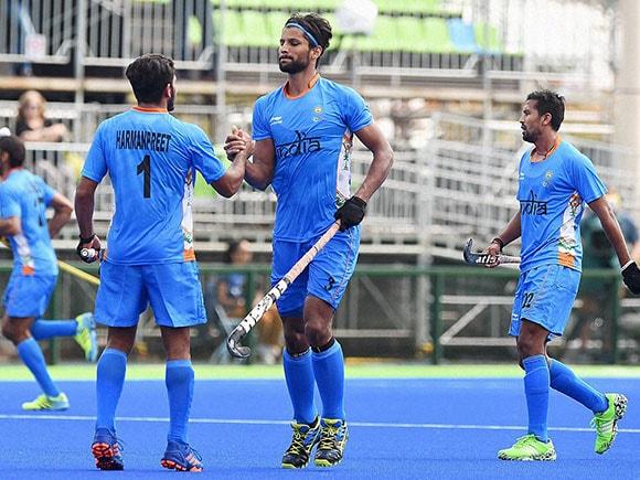 Rupinder, Harmanpreet Singh, Rio Olympics 2016, Hockey, Rupinder, Germany, Brazil