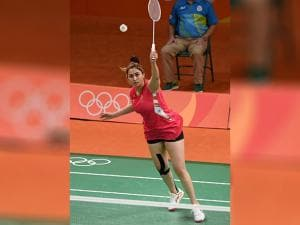 Jwala Gutta play Women Double against Japan in the Summer Olympic 2016