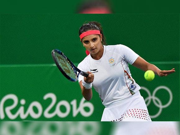Sania Mirza olympic 2016, Sania Mirza Rohan Bopanna, Sania Mirza and Rohan Bopanna, Sania Mirza, Rohan Bopanna, Rio olympics 2016