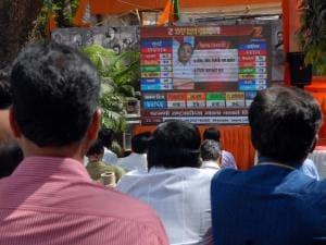 BMC polls: BJP gains big with 82 seats