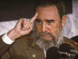 Fidel Castro, Cuba's leader of revolution, dies
