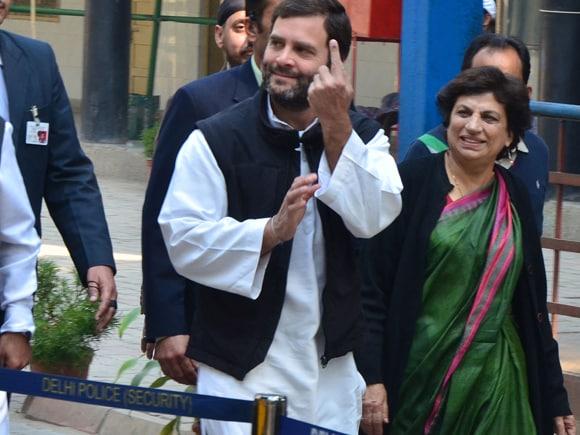 Delhi,Assembly,Election,Arvind,Kejriwal,Kiran,Bedi,BJP,AAP,Aam Aadmi,Party,Congress,Ajay,Maken,Rahul,Gandhi