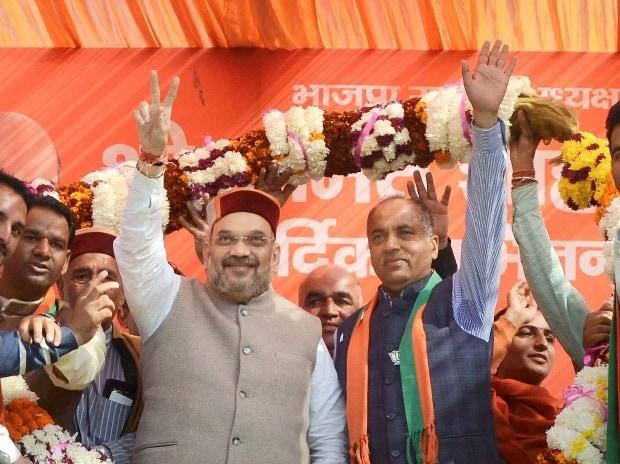 elections, Gujarat elections, Himachal Pradesh election, Himachal Pradesh, Gujarat, BJP, Congress, Amit Shah, Narendra Modi, Rahul Gandhi, Sonia Gandhi, Vidarbha Singh