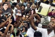 Jaya gets bail, supporters celebrate