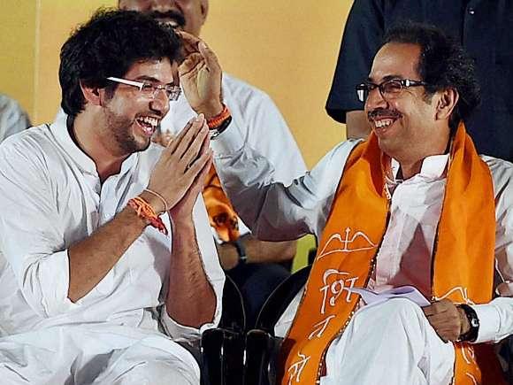 Narendra Modi, Uddhav Thackeray, Maharashtra polls, Aditya Thackeray, Shiv Sena, BJP