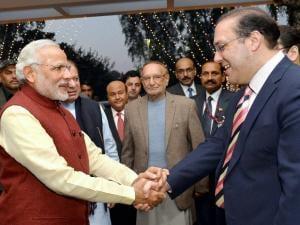 PM Modi in Afghanistan, Pakistan