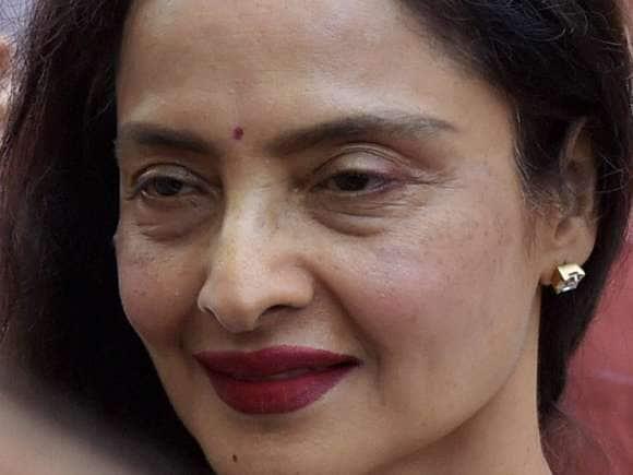 Rekha, Rajya Sabha
