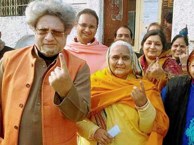 Assembly election 2017, UP election, Uttarakhand, Harish Rawat, Baba Ramdev, Pranav Pandya, Mukhtar Abbas Naqvi