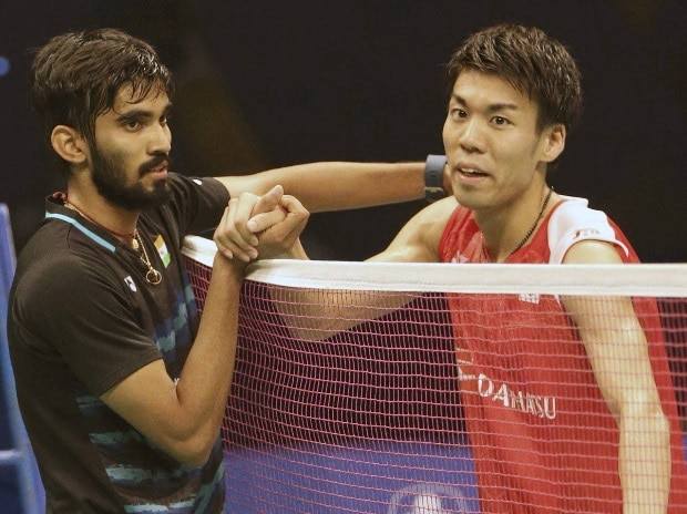 Srikanth, Kidambi Srikanth, Indonesian Open, Indonesian Open Final, Sakai, Srikanth vs Sakai, Super Series, Jakarta final, Jakarta