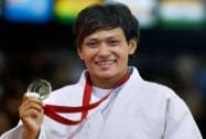 Kalpana Thoudam wins bronze medal in Judo