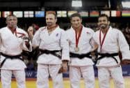 Navjot Chana wins second place in Judo