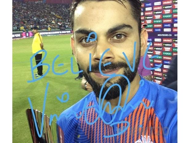 ICC World T20, India, Australia, Virat Kohli, M S Dhoni