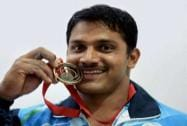 Chandrakant Dadu Mali wins bronze in Weightlifting