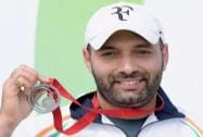 Harpreet Singh wins silver in Rapid Fire Pistol event