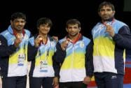 Indian winners at CWG