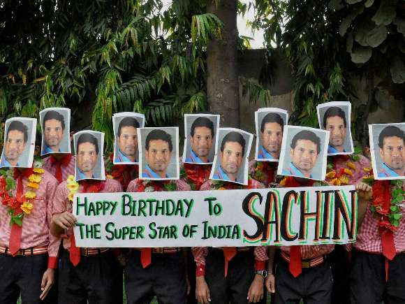 Sachin Tendulkar, Birthday, Anjali Tendulkar, Cricket