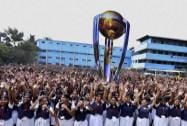 Cricket World Cup fever ramps up