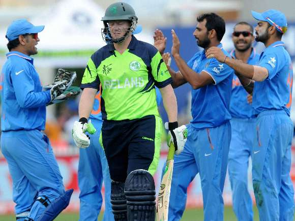 World Cup 2015, ICC, Mohammed Shami, MS Dhoni