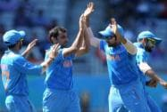 World Cup 2015: India beats Zimbabwe