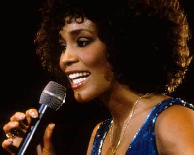 <b>Whitney Houston</b>, 48, American recording artist, actress, producer, and model had sold over 170 million albums, singles and videos worldwide. She released six studio albums, one holiday album and three movie soundtrack albums, all of which have diamond, multi-platinum, platinum or gold certification.