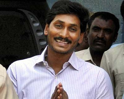 <p>YSR Congress chief Jaganmohan Reddy comes out of Chanchalguda Jail on the last day of his CBI custody in Hyderabad on Thursday.</p>