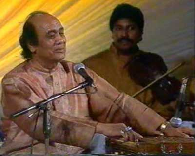 "<b>Mehdi Hassan Khan</b>, 84, Pakistani ghazal singer and a former playback singer for the Pakistani film industry, famously known as ""King of Ghazal"", died on June 13 after suffering a 12-year long tenure of lung, chest and urinary tract diseases."