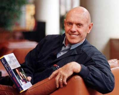<b>Stephen Richards Covey</b> was an American educator, author, businessman, and keynote speaker. His most popular book was The Seven Habits of Highly Effective People. Covey was a professor at the Jon M Huntsman School of Business at Utah State University, He died at the age of 79 due to complications from a fall, having lost control of his bicycle on a steep road the previous April.