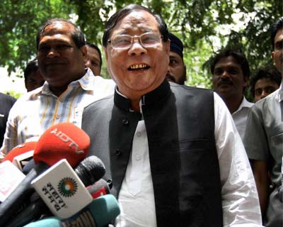BJP to support Sangma
