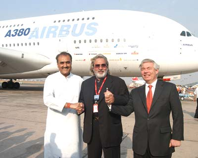 Mallya evades query on Air Deccan stake