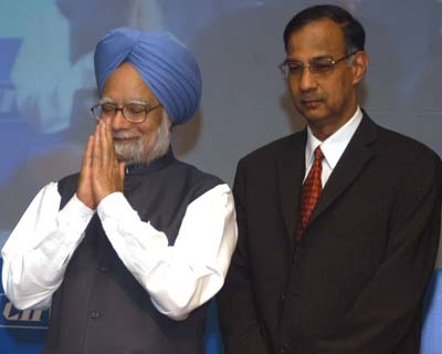 PM sets 10-point social charter for India Inc
