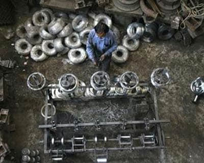 April 12:  Feb IIP numbers point to a slowdown
