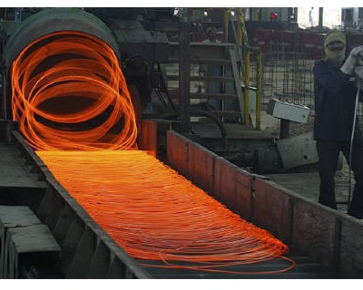 <p><b>A labourer works inside a steel factory in Kanpur</b> </p><p> Tata Steel has raised Rs 508 crore ($111.8 million) from anchor investors at the upper end of an indicated price range ahead of a public share offering, reflecting investor optimism in the company&#39;s prospects in India&#39;s fast-expanding economy. </p><p> Major investors include the Abu Dhabi Investment Authority, Government of Singapore, and investment units of Fidelity, Morgan Stanley, Credit Suisse, Macquarie and ICICI Prudential, exchange data showed. </p><p> The world&#39;s seventh-largest steelmaker issued 8.325 million shares, or nearly 15 per cent of the total offer, at Rs 610 each to 33 anchor investors, according to the data issued late on Tuesday. </p><p> Tata Steel is in the market to raise a maximum of Rs 3,477 crore ($770 million) by issuing 57 million shares, or 5.9 per cent of equity, in the follow-on public offer at Rs 594 to Rs 610 each.</p>