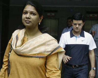 May 20: Court orders Kanimozhi`s arrest