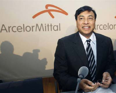 <p><b>Chairman and Chief Executive Officer Lakshmi Mittal listens to a question as he presents the year 2009 results of Arcelor Mittal steel group during a news conference in Luxembourg</b></p><p>ArcelorMittal Chairman and CEO Lakshmi Mittal said he expected orders at the world&#39;s largest steel company to rise toward the end of the third quarter this year as global demand grows.</p><p>He also told a steel industry gathering on Tuesday that demand from the construction sector in the developed economies remains weak, although total steel demand in China should grow 7 percent this year.</p><p>The economies in the developed world may not return to the pre-financial crisis levels until 2015, he said, while the rising prices for steel-making raw materials remains among the biggest threats to global economic growth.</p><p>Mittal noted that his company&#39;s profitability had shown year-on-year improvement since the 2008 recession.</p>